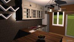 Raumgestaltung cocina 2 in der Kategorie Badezimmer