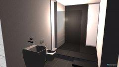 Raumgestaltung Cubig in der Kategorie Badezimmer