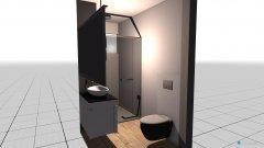 Raumgestaltung Czernica in der Kategorie Badezimmer