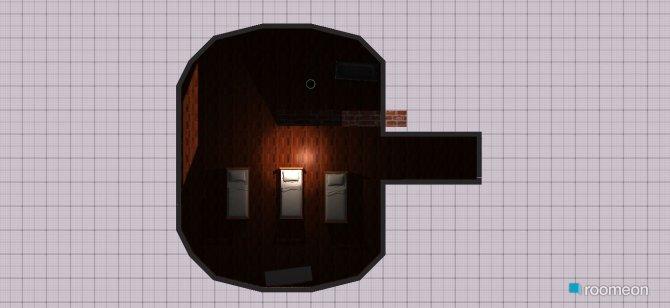 Raumgestaltung d2 in der Kategorie Badezimmer