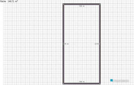 Raumgestaltung Dachausbau in der Kategorie Badezimmer