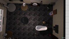 Raumgestaltung das bad in der Kategorie Badezimmer