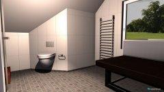 Raumgestaltung Delite26_3 in der Kategorie Badezimmer