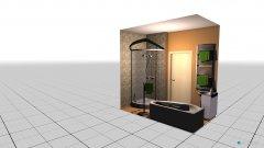 Raumgestaltung Denieliska in der Kategorie Badezimmer