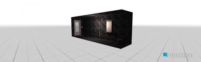 Raumgestaltung desain bathroom in der Kategorie Badezimmer