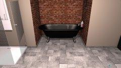 Raumgestaltung DesignedBySalsa(BtR1) in der Kategorie Badezimmer