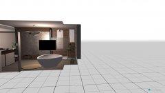 Raumgestaltung DESIGNERBAD in der Kategorie Badezimmer
