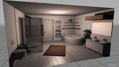 Raumgestaltung dnesice-koupelna2 in der Kategorie Badezimmer