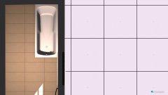 Raumgestaltung Dusan in der Kategorie Badezimmer