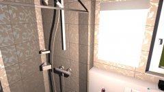 Raumgestaltung Duschbad2_quer in der Kategorie Badezimmer