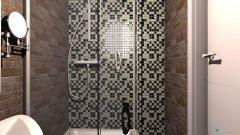 Raumgestaltung Dusche Liebermann in der Kategorie Badezimmer