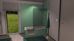 Raumgestaltung Duscholux Showroom 1 in der Kategorie Badezimmer
