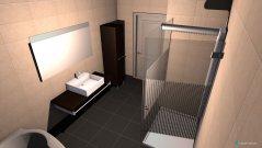 Raumgestaltung dymek in der Kategorie Badezimmer