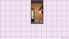 Raumgestaltung eck in der Kategorie Badezimmer