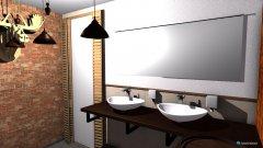 Raumgestaltung eeewew in der Kategorie Badezimmer