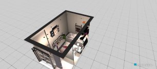 Raumgestaltung Eisenack1 in der Kategorie Badezimmer