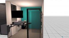 Raumgestaltung Elke bad 2 in der Kategorie Badezimmer