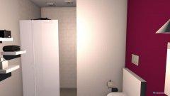 Raumgestaltung Elke bad in der Kategorie Badezimmer