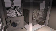 Raumgestaltung Elternbad Medebach in der Kategorie Badezimmer