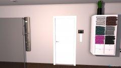 Raumgestaltung <elternbadezimmer in der Kategorie Badezimmer