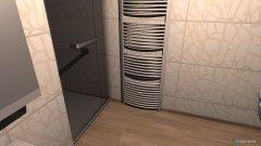 Raumgestaltung Erdgeschoss in der Kategorie Badezimmer