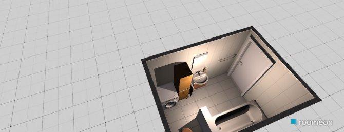 Raumgestaltung erla2 in der Kategorie Badezimmer