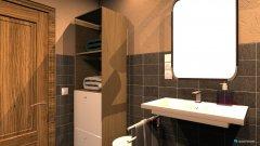 Raumgestaltung Etw_Bad in der Kategorie Badezimmer