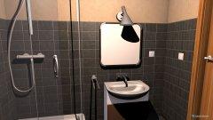 Raumgestaltung Etw_WC in der Kategorie Badezimmer