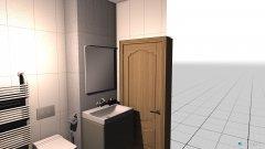 Raumgestaltung ewelina in der Kategorie Badezimmer