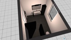 Raumgestaltung Feldstraße3 in der Kategorie Badezimmer