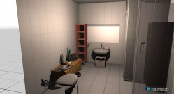 Raumgestaltung Fewo Bad in der Kategorie Badezimmer