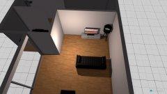 Raumgestaltung first home in der Kategorie Badezimmer