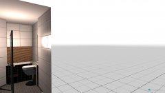 Raumgestaltung FirstFloorBathroom2 in der Kategorie Badezimmer