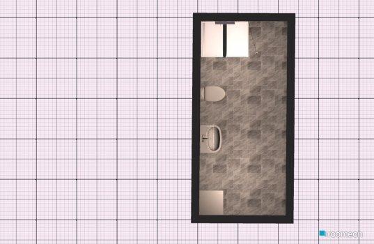 Raumgestaltung Fischertal 39, EG. - Bad in der Kategorie Badezimmer