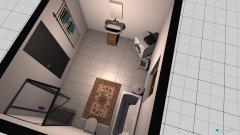 Raumgestaltung Flachenecker2 in der Kategorie Badezimmer