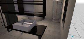 Raumgestaltung Frank1 in der Kategorie Badezimmer