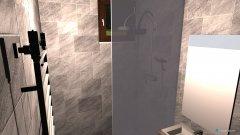 Raumgestaltung FÜRDŐ1 in der Kategorie Badezimmer
