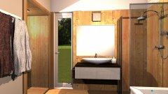 Raumgestaltung fürdő2 in der Kategorie Badezimmer