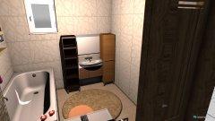Raumgestaltung furdő in der Kategorie Badezimmer
