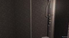 Raumgestaltung Gäste-Bad in der Kategorie Badezimmer