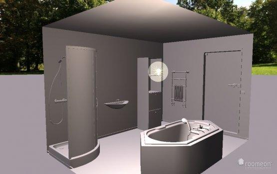 Raumgestaltung gartz001 in der Kategorie Badezimmer