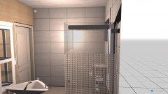 Raumgestaltung Gast Bad in der Kategorie Badezimmer