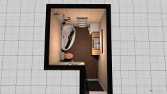 Raumgestaltung geroulanou in der Kategorie Badezimmer