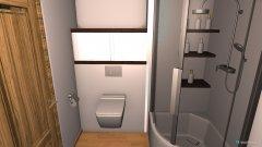 Raumgestaltung glowna lazienka in der Kategorie Badezimmer