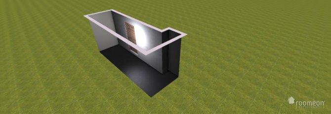 Raumgestaltung Grundriss Bad in der Kategorie Badezimmer