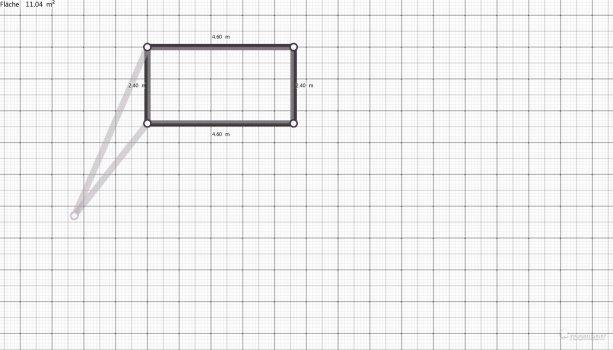 Raumgestaltung Grundriss Erdgeschoss in der Kategorie Badezimmer