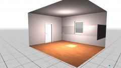 Raumgestaltung Grundrissvorlag in der Kategorie Badezimmer