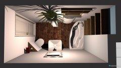 Raumgestaltung Grundrissvorlage Bad Unten in der Kategorie Badezimmer