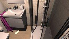Raumgestaltung guest bathroom in der Kategorie Badezimmer