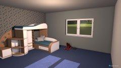 Raumgestaltung Habitacion infantil in der Kategorie Badezimmer